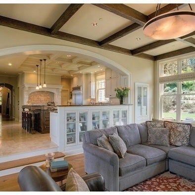 Beautiful Family Room Design Ideas 04