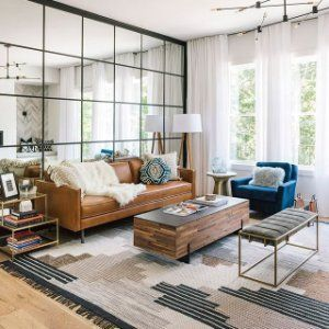 Beautiful Family Room Design Ideas 14
