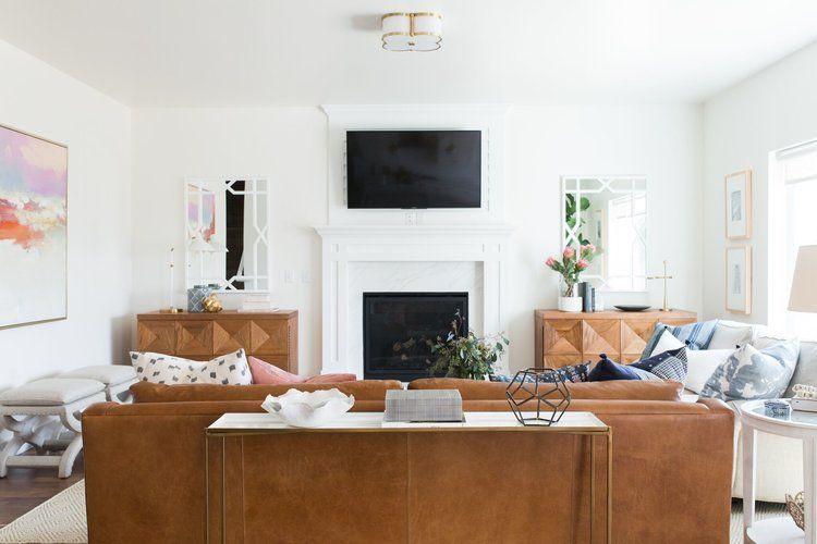 Beautiful Family Room Design Ideas 16