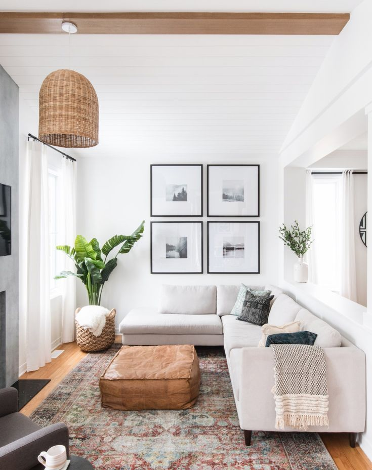 Beautiful Family Room Design Ideas 23