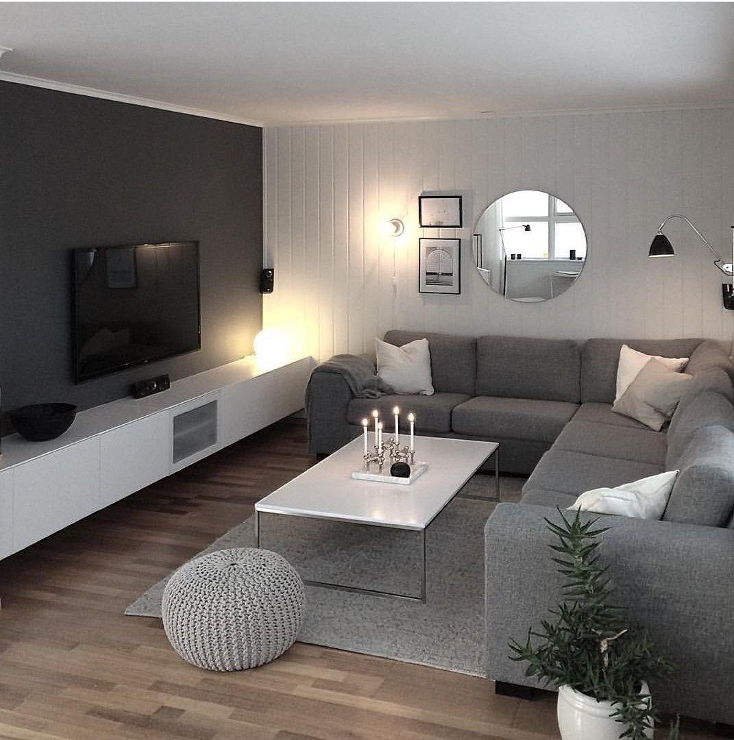 Beautiful Family Room Design Ideas 27