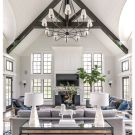 Beautiful Family Room Design Ideas 37