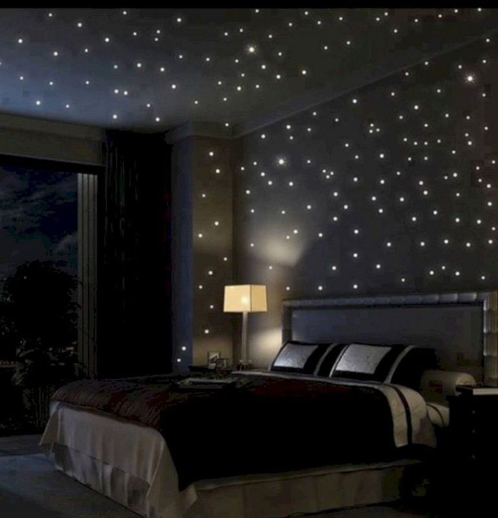 Beautiful Romantic Bedroom Lighting Ideas 14