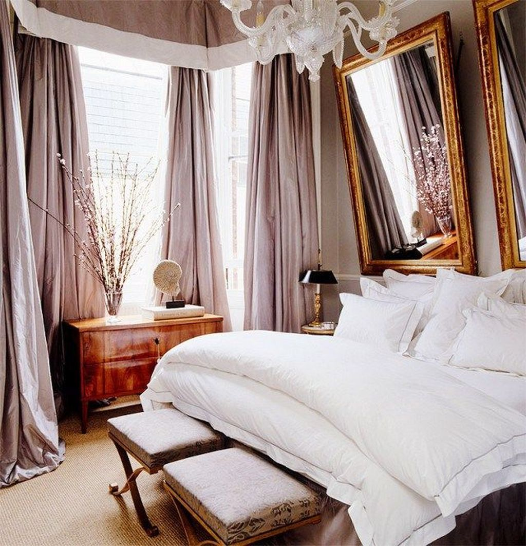Beautiful Romantic Bedroom Lighting Ideas 28