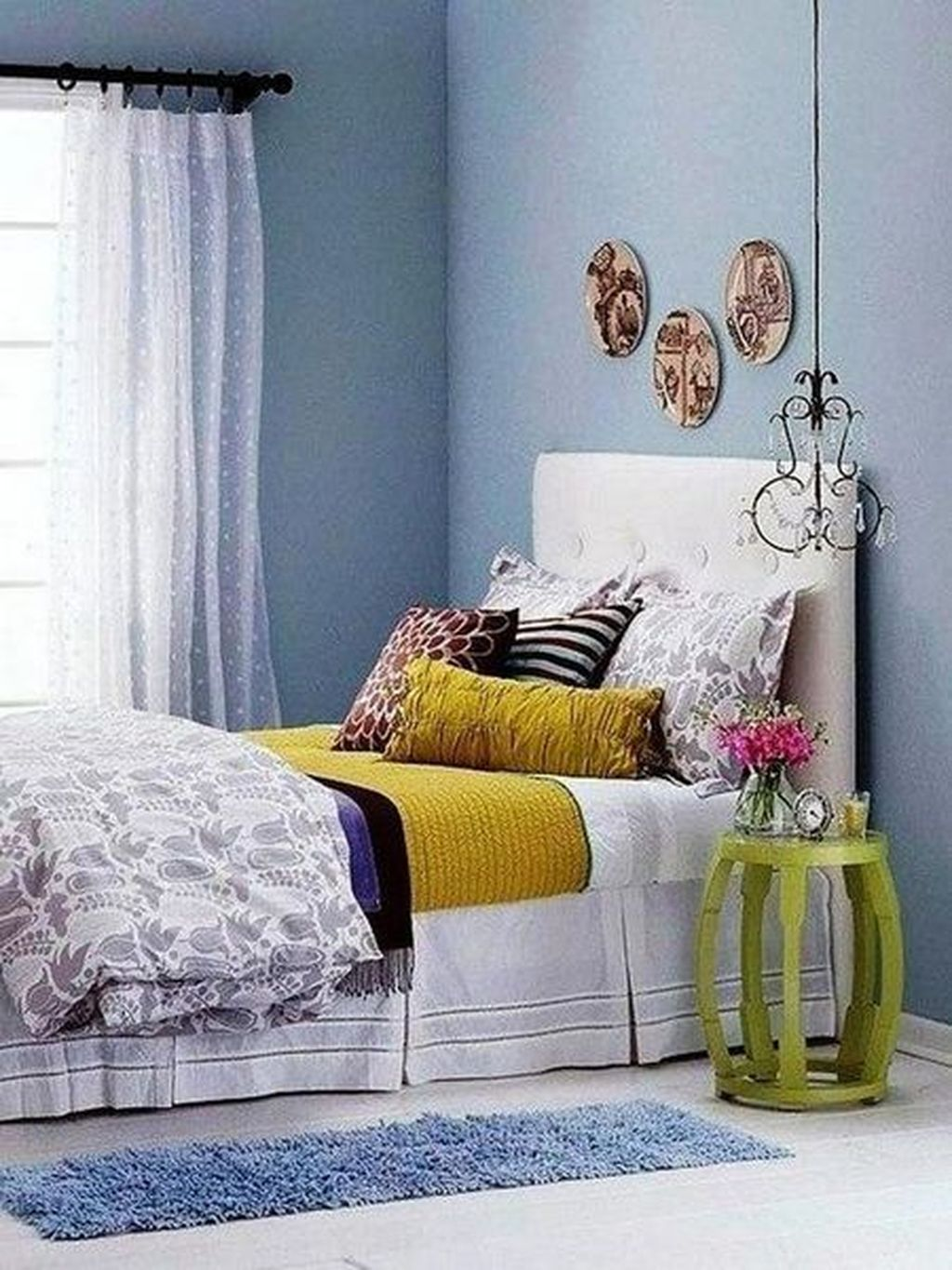 Beautiful Small Master Bedroom Design Ideas On A Budget 10
