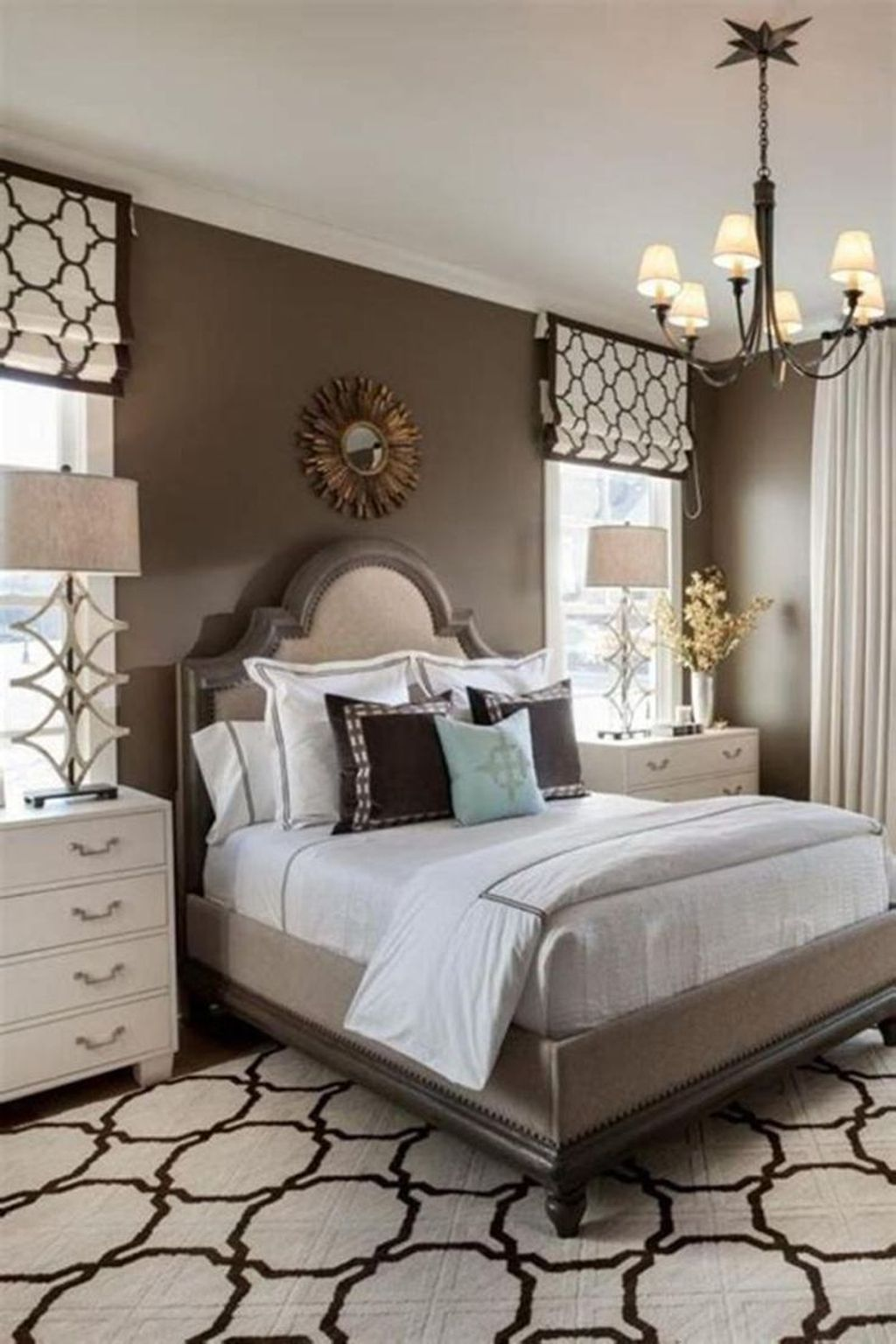 Beautiful Small Master Bedroom Design Ideas On A Budget 12