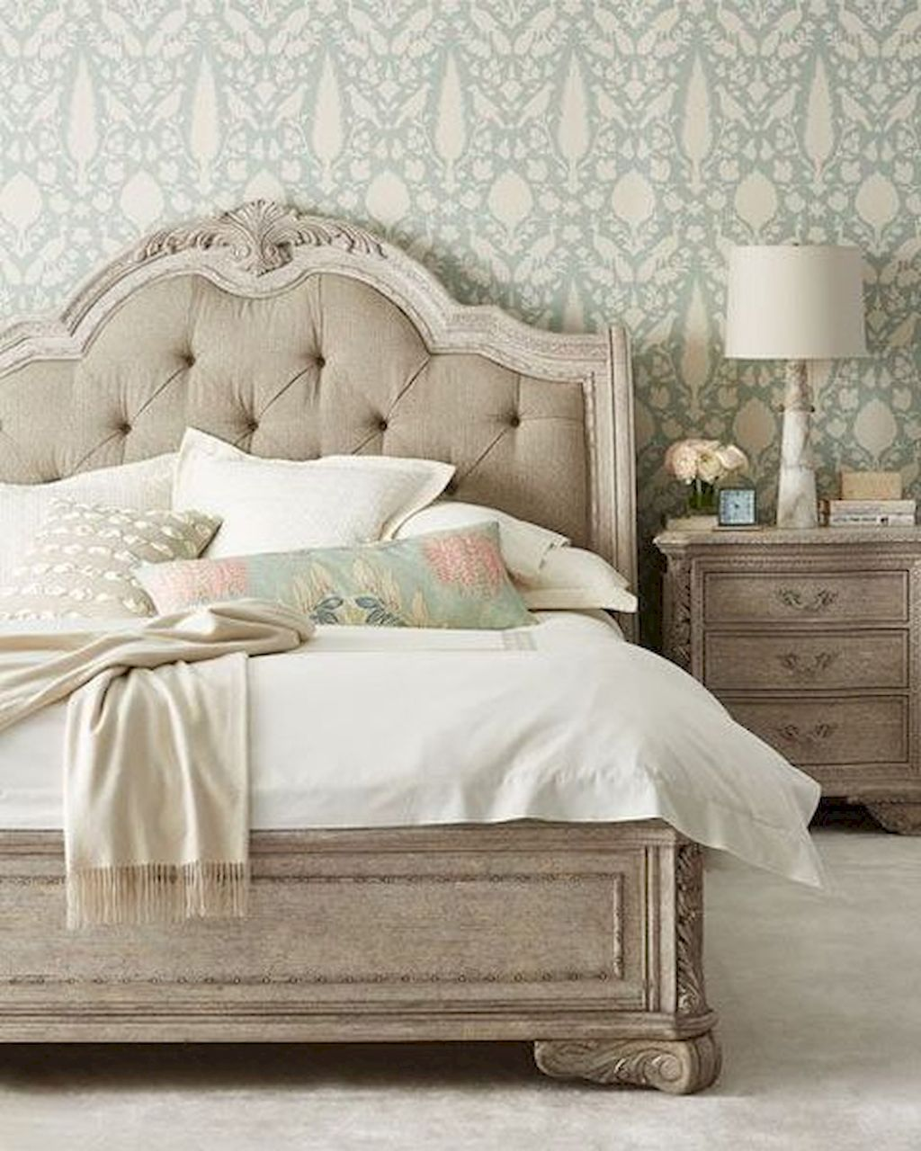 Fabulous Country Bedrooms Decorating Ideas 08