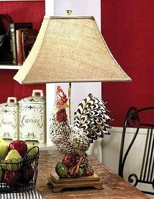 Fabulous Rooster Kitchen Decor Ideas 22