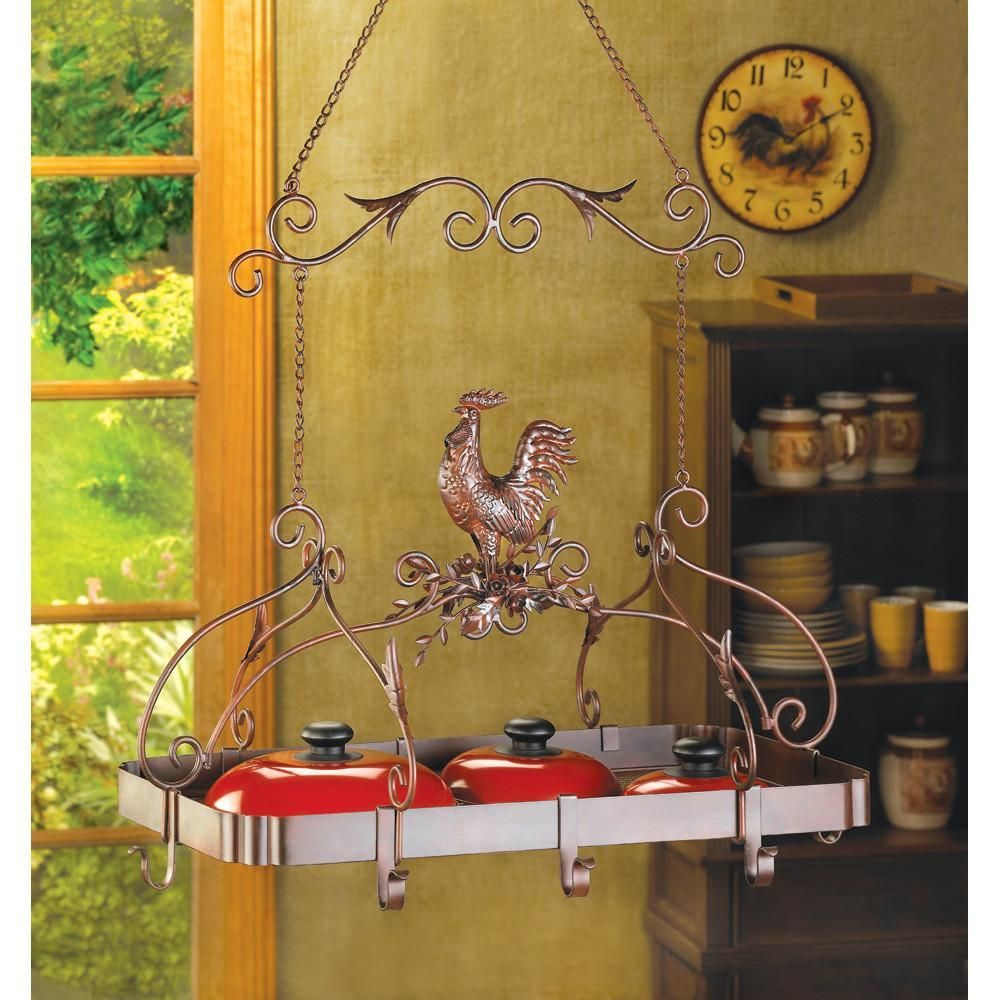 Fabulous Rooster Kitchen Decor Ideas 26
