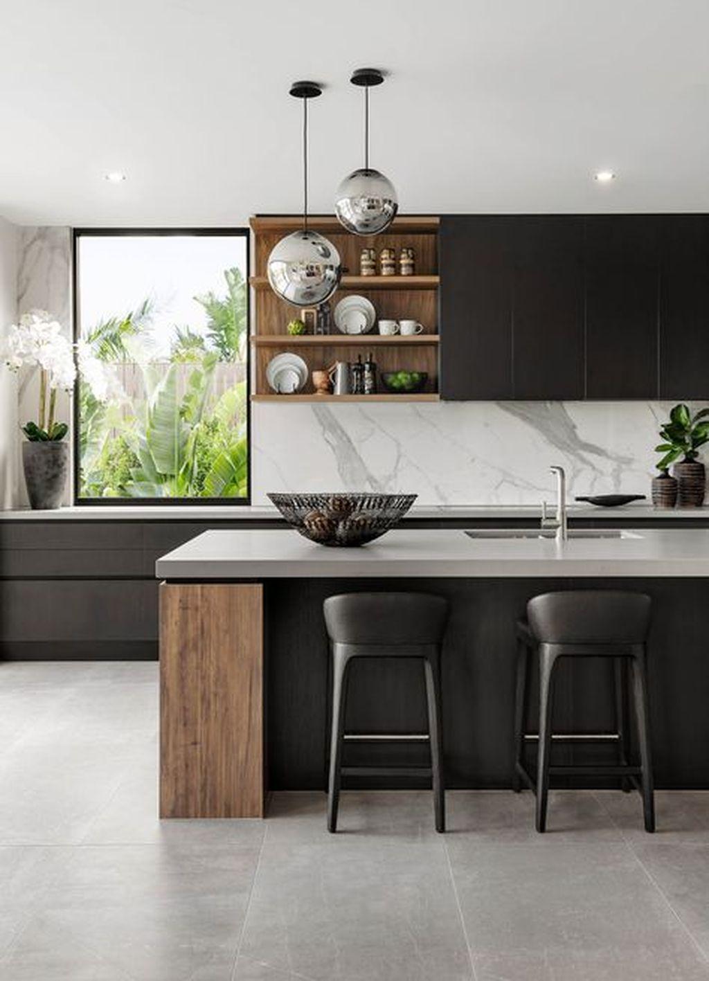 Gorgeous Modern Kitchen Design Ideas 01