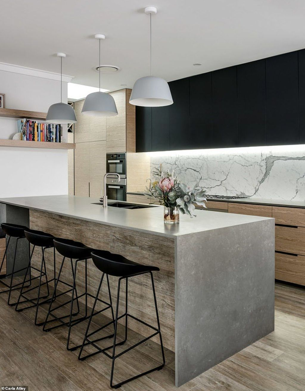 Gorgeous Modern Kitchen Design Ideas 02