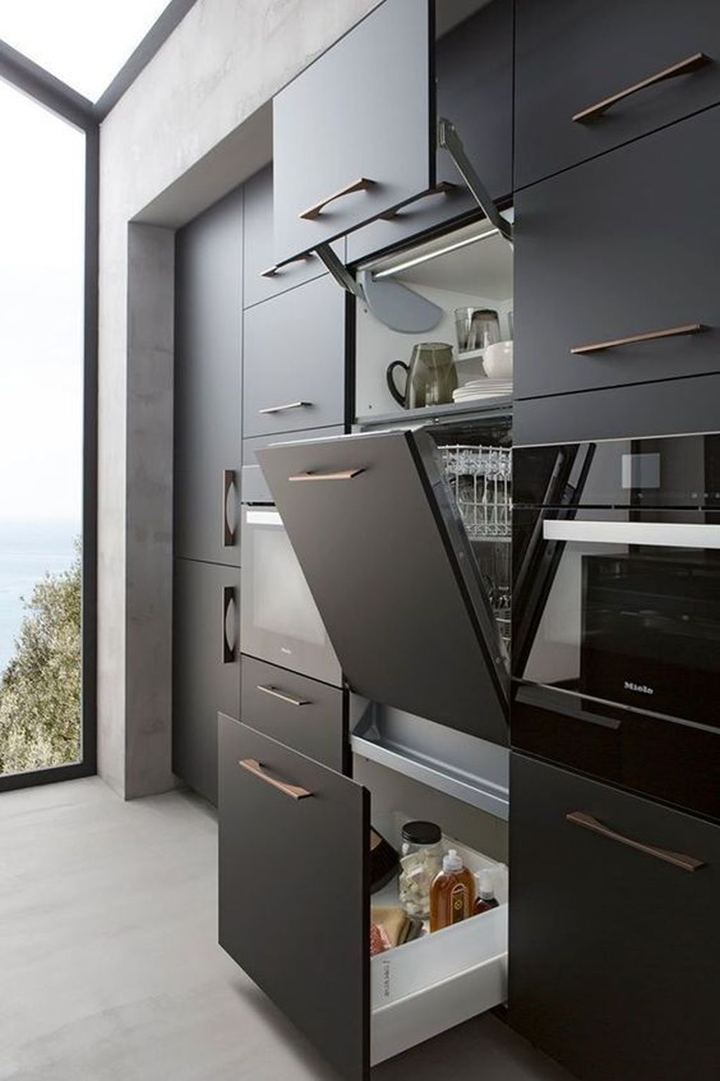 Gorgeous Modern Kitchen Design Ideas 10