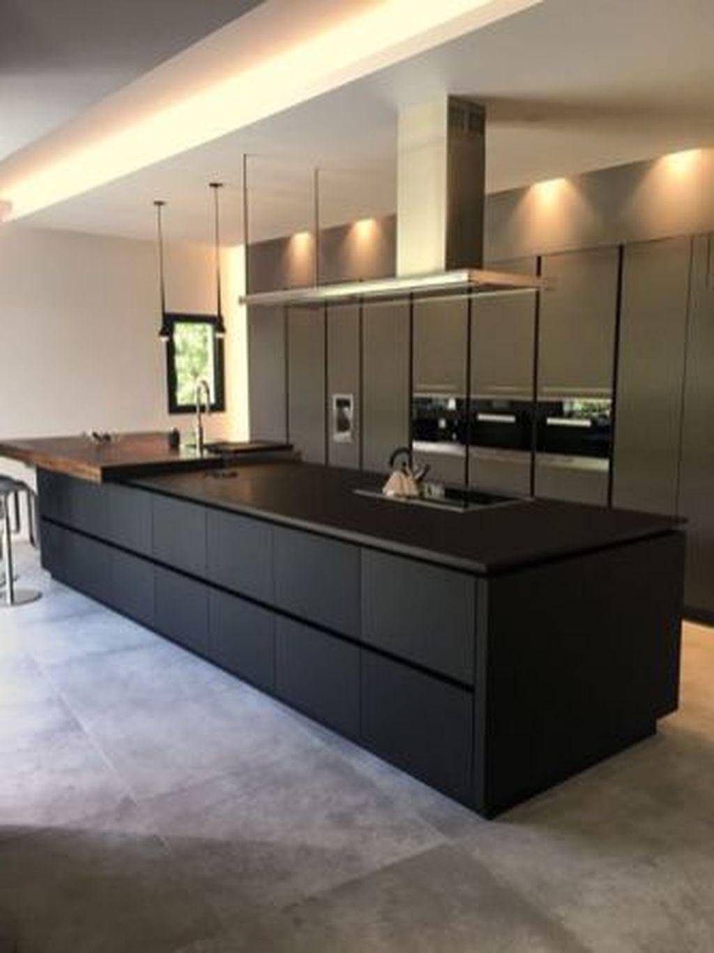 Gorgeous Modern Kitchen Design Ideas 11