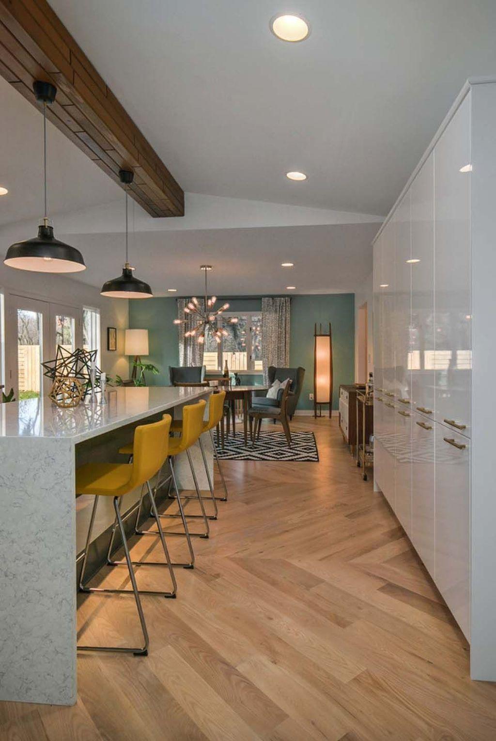 Gorgeous Modern Kitchen Design Ideas 17