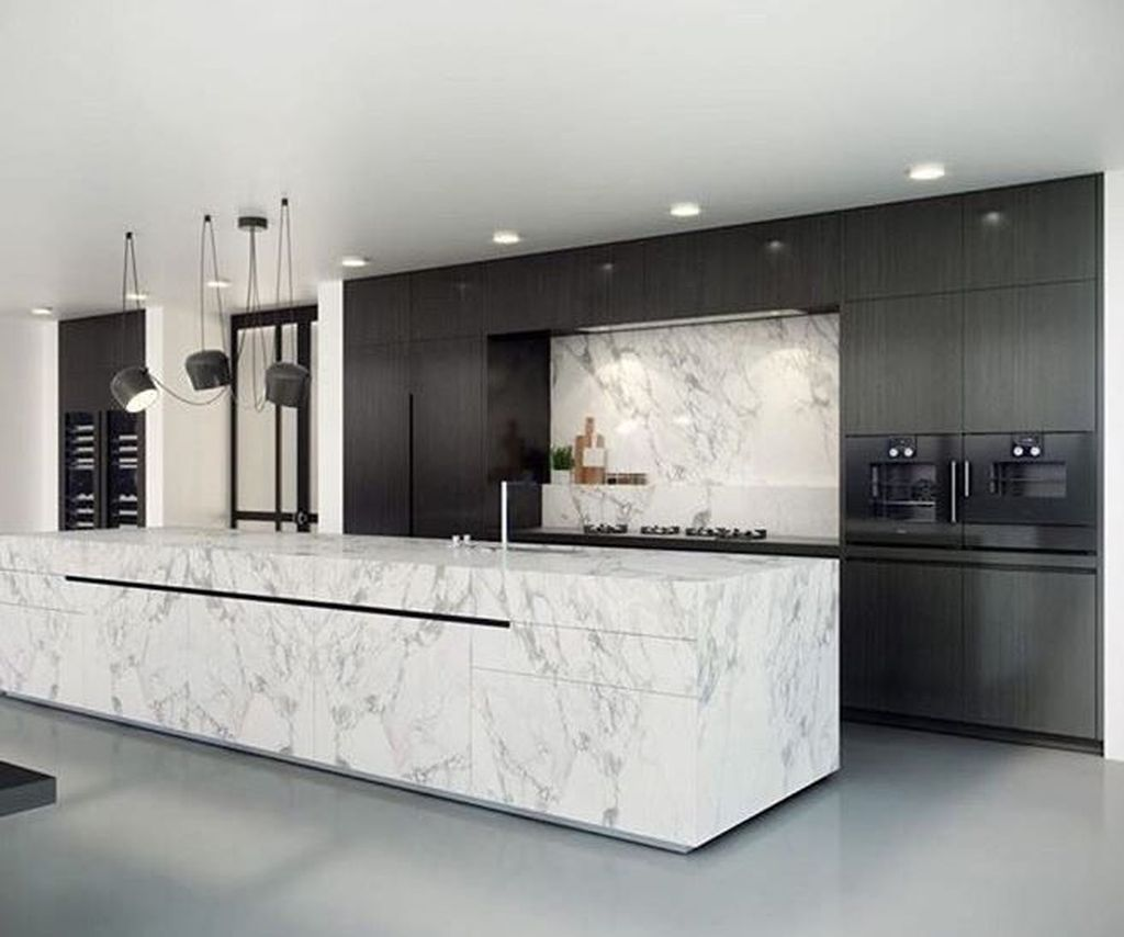 Gorgeous Modern Kitchen Design Ideas 26