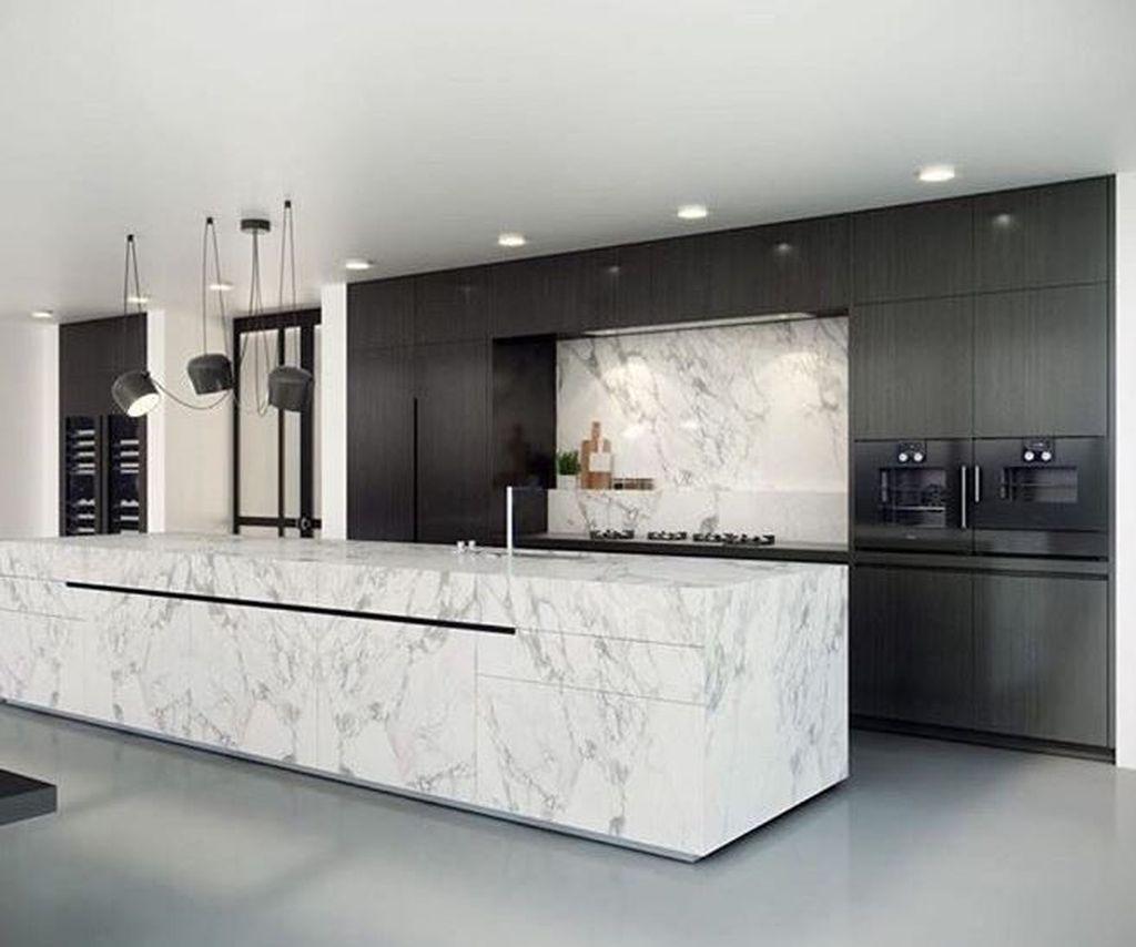 Gorgeous Modern Kitchen Design Ideas 26