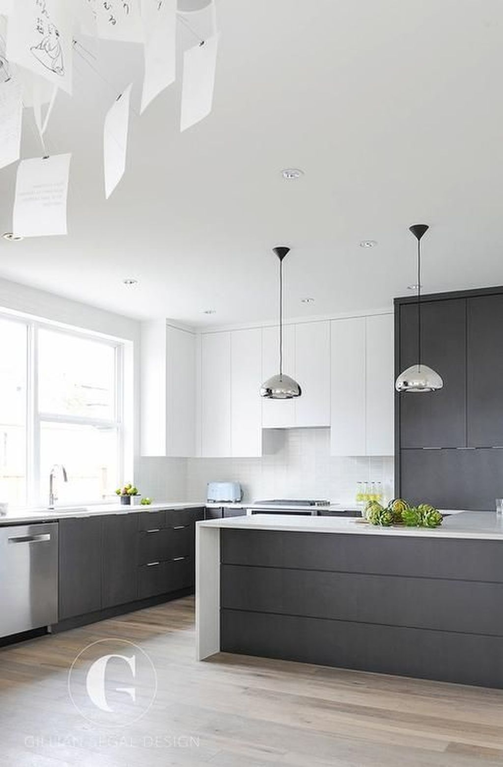Gorgeous Modern Kitchen Design Ideas 29
