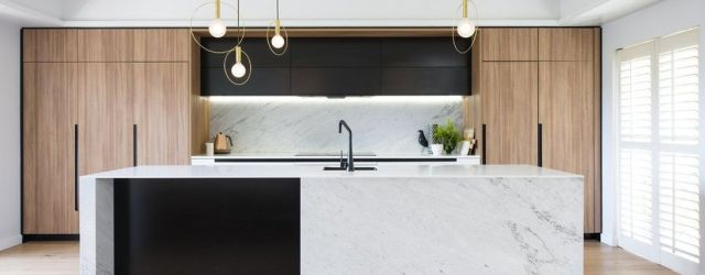 Gorgeous Modern Kitchen Design Ideas 34