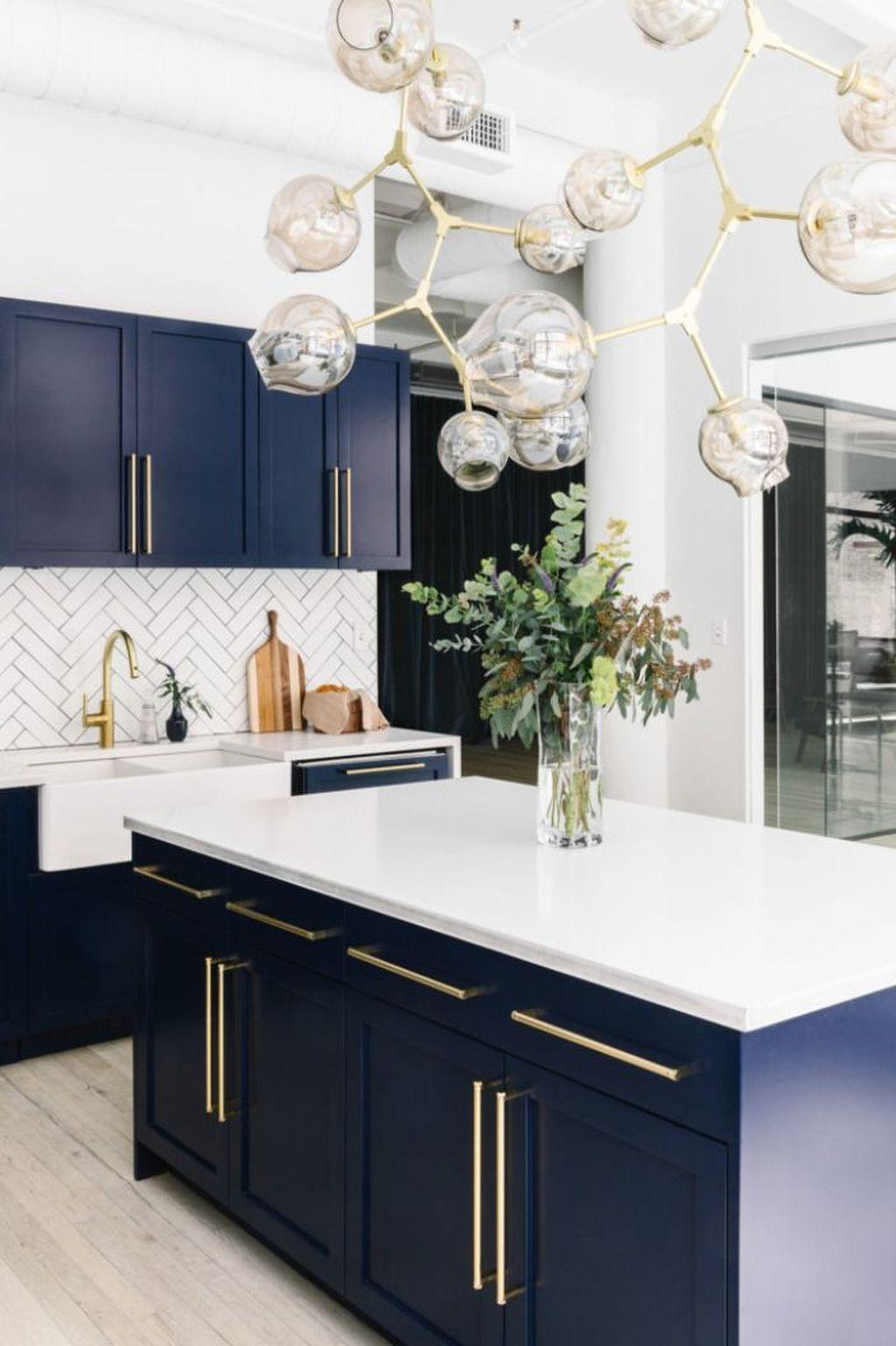 Gorgeous Modern Kitchen Design Ideas 36