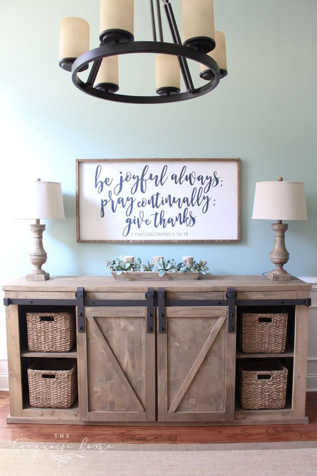Inspiring DIY Farmhouse Home Decor Ideas 01