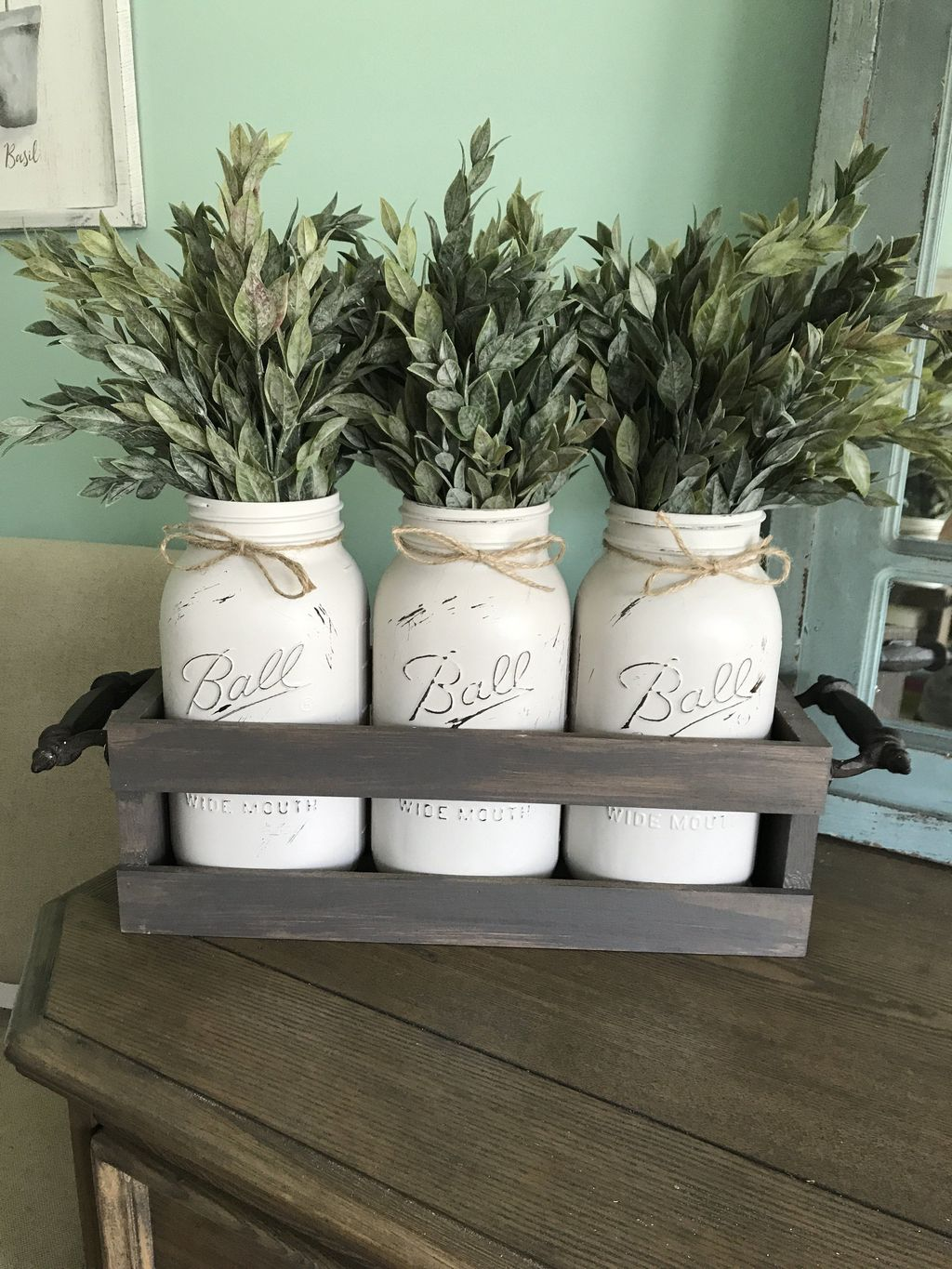 Inspiring DIY Farmhouse Home Decor Ideas 04