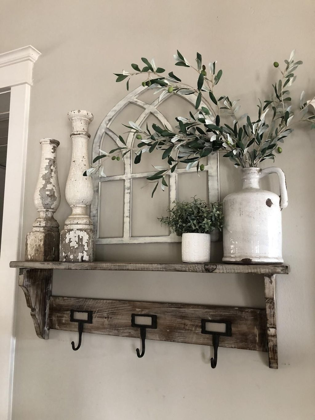 Inspiring DIY Farmhouse Home Decor Ideas 05