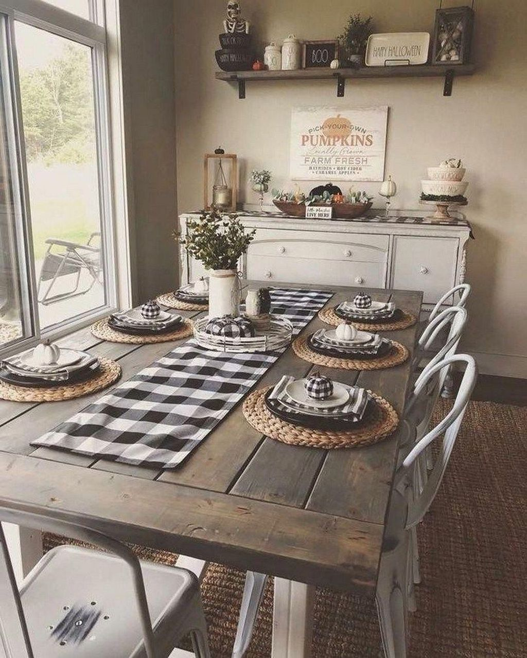 Inspiring DIY Farmhouse Home Decor Ideas 16