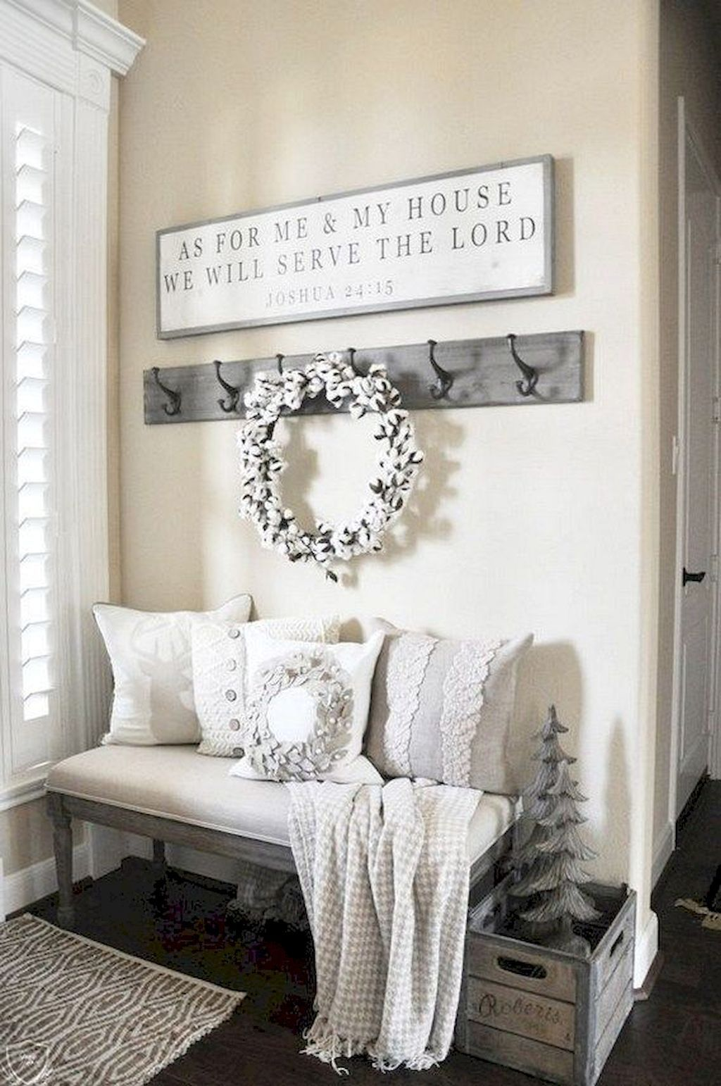 Inspiring DIY Farmhouse Home Decor Ideas 30