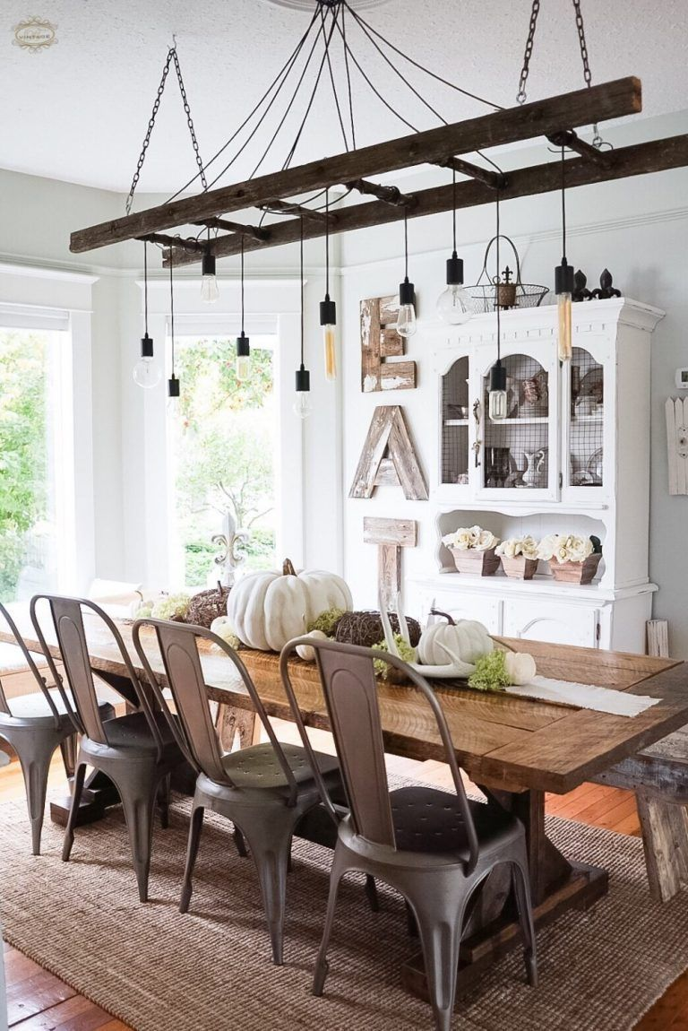 Inspiring Dining Room Design Ideas 13
