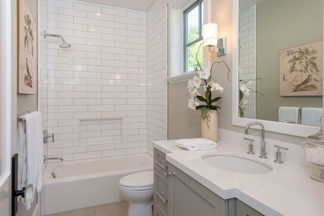 Lovely Classic Bathroom Design Ideas 01