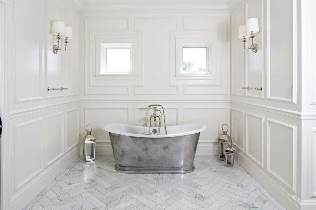 Lovely Classic Bathroom Design Ideas 23
