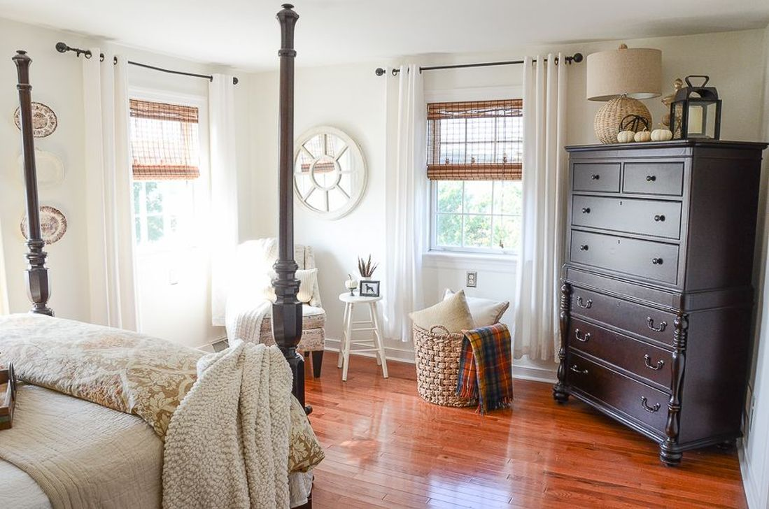 Lovely Fall Bedroom Decor Ideas That Will Popular This Year 30