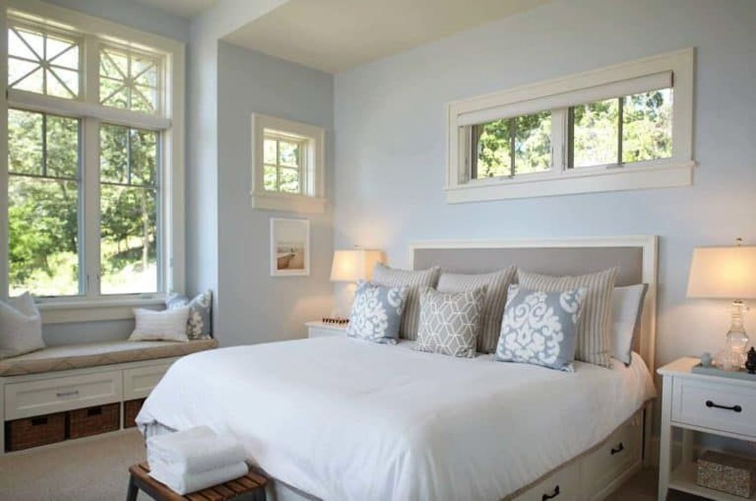 Lovely Lake Bedroom Decorating Ideas 12