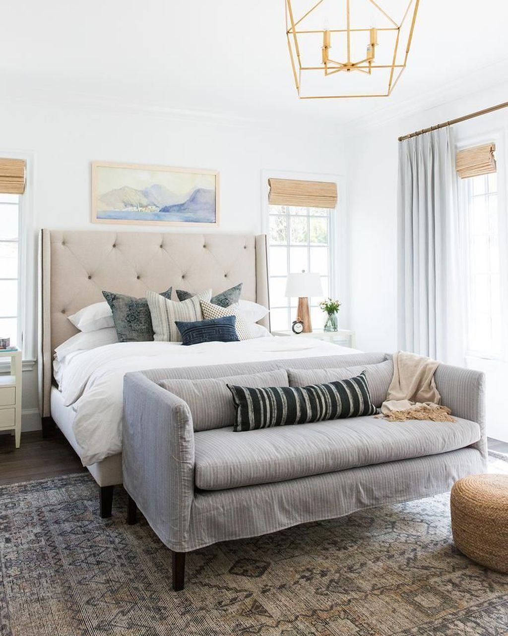 Lovely Lake Bedroom Decorating Ideas 13
