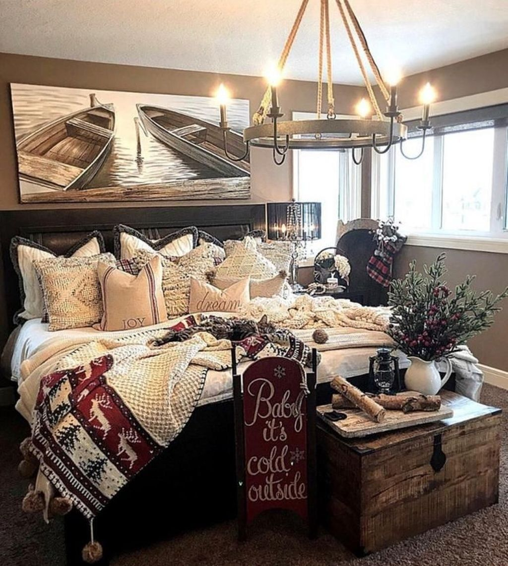 Lovely Lake Bedroom Decorating Ideas 28