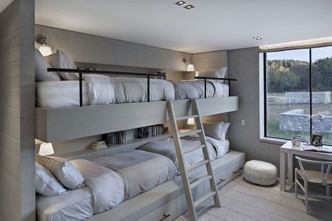 Lovely Lake Bedroom Decorating Ideas 34