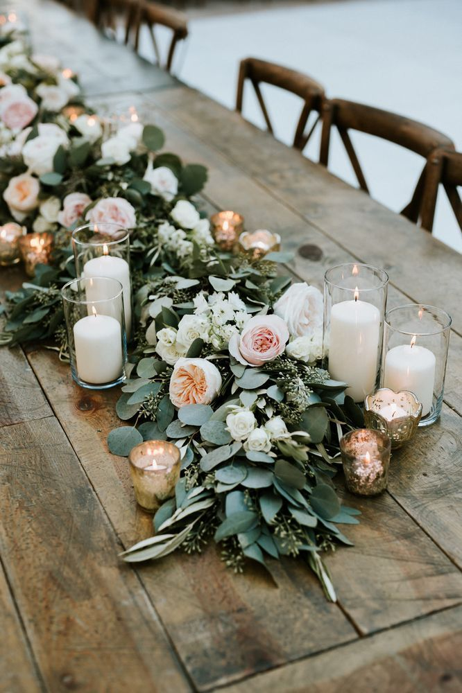 Lovely Wedding Table Decoration Ideas 19