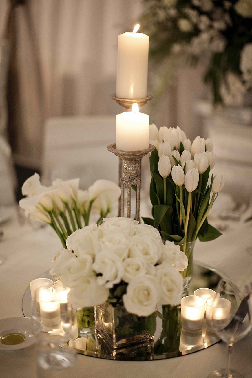 Lovely Wedding Table Decoration Ideas 30