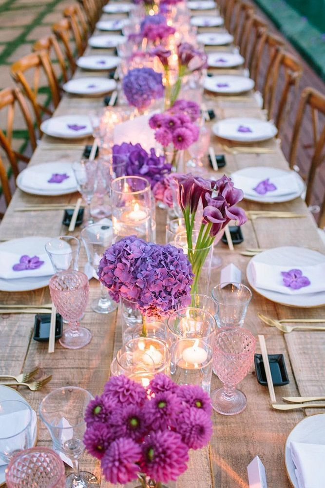 Lovely Wedding Table Decoration Ideas 38