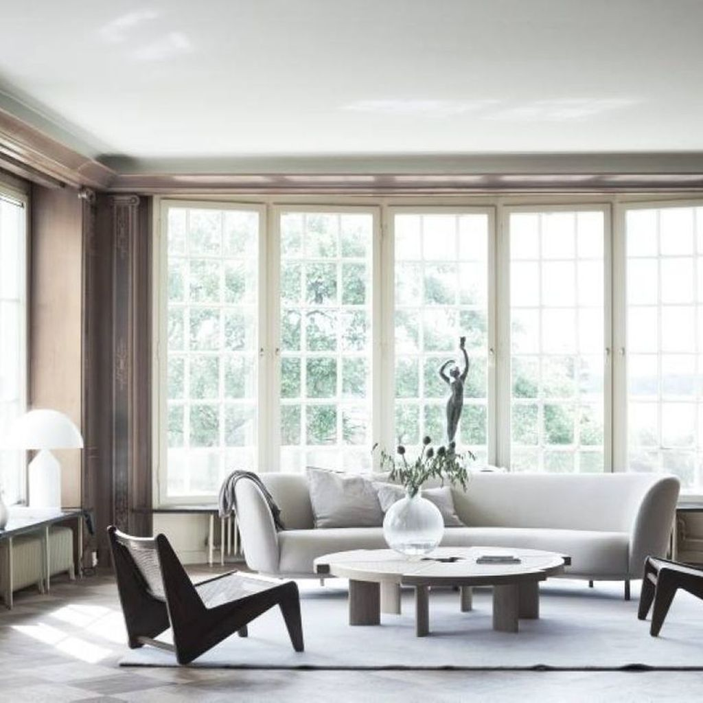 Luxury Living Room Design Ideas With Modern Accent 11