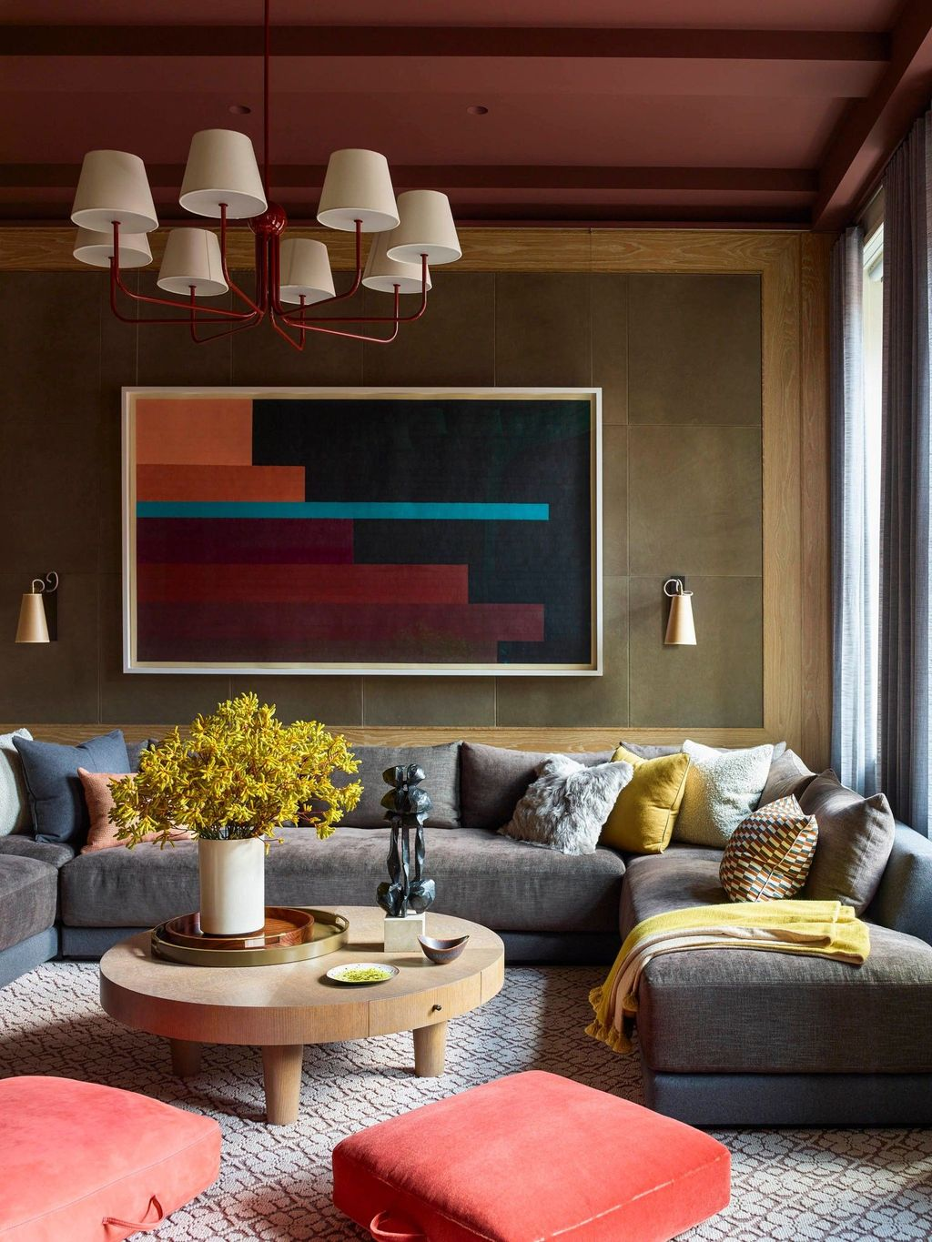 Luxury Living Room Design Ideas With Modern Accent 18
