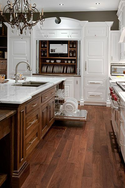 Nice Colonial Kitchen Decoration Ideas 35