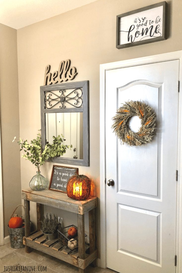 Perfect Entryway Decor Ideas 09