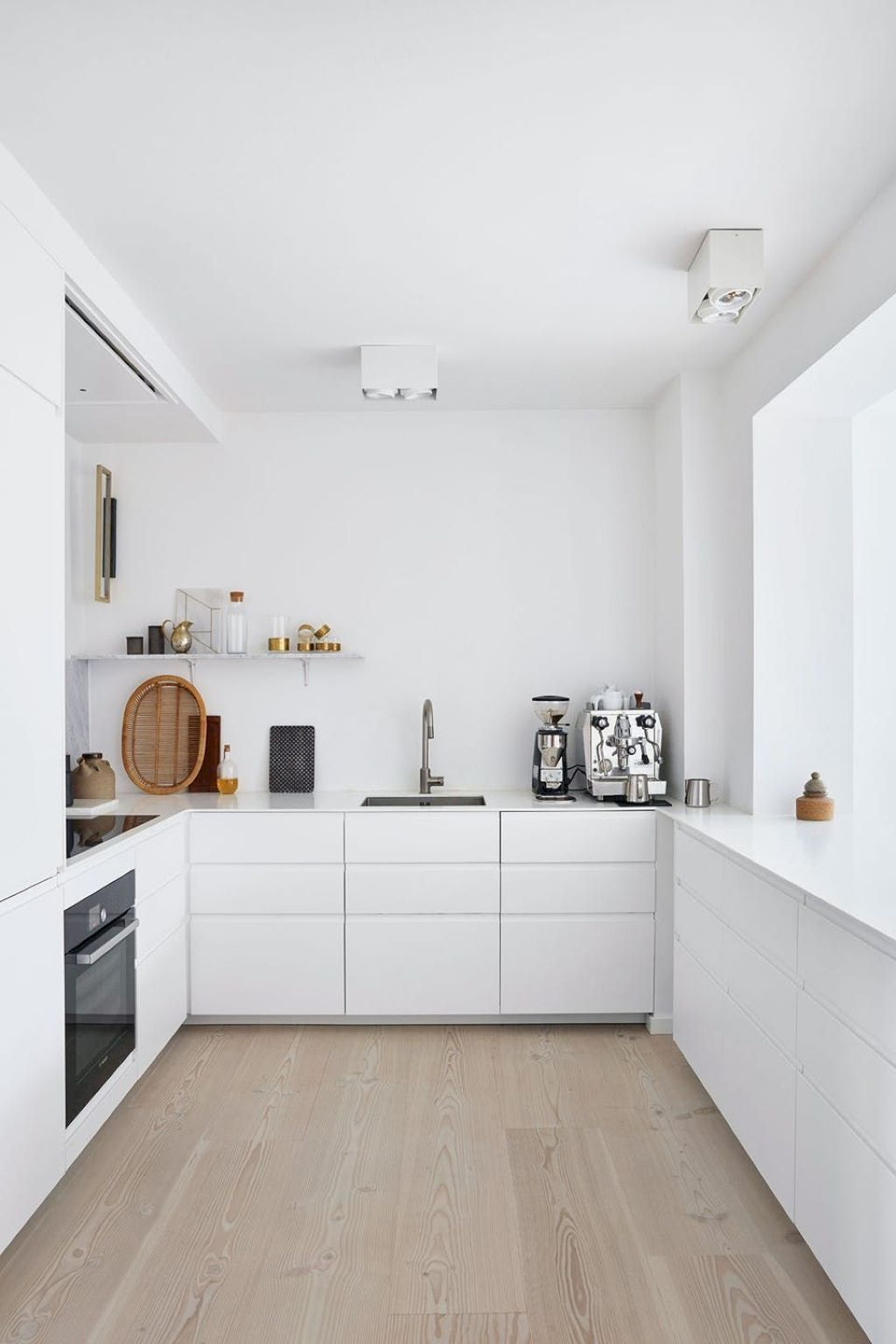 Popular White Kitchen Design Ideas 30
