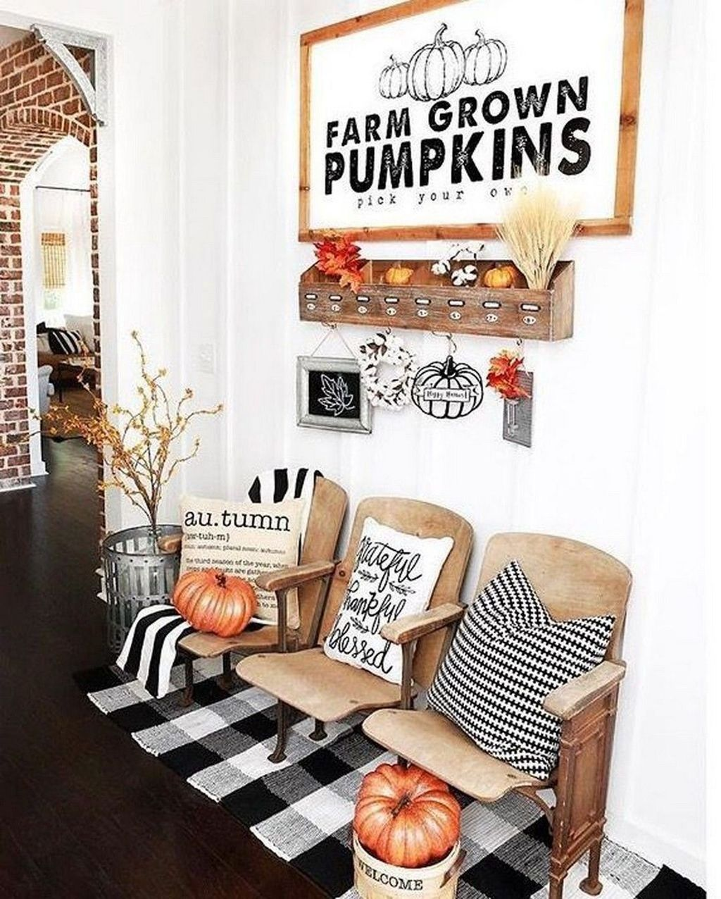 Stunning DIY Fall Home Decor Ideas 12