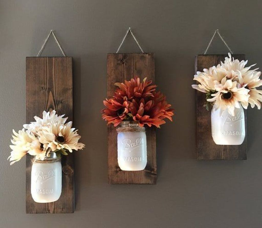 Stunning DIY Fall Home Decor Ideas 18