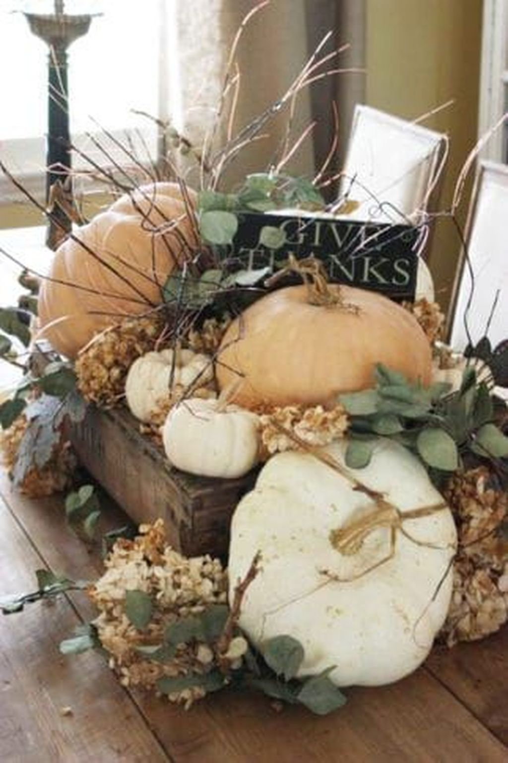 Stunning DIY Fall Home Decor Ideas 24