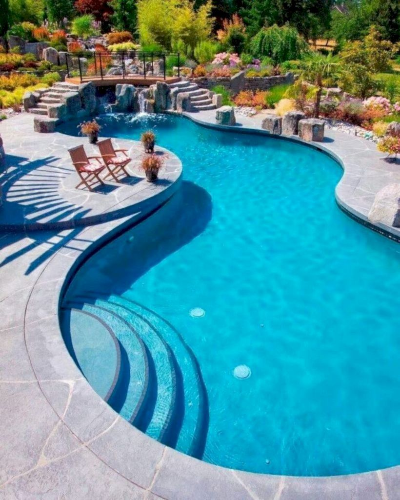 Stunning Dream Pools Design Ideas Luxury Looks 05