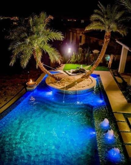 Stunning Dream Pools Design Ideas Luxury Looks 23
