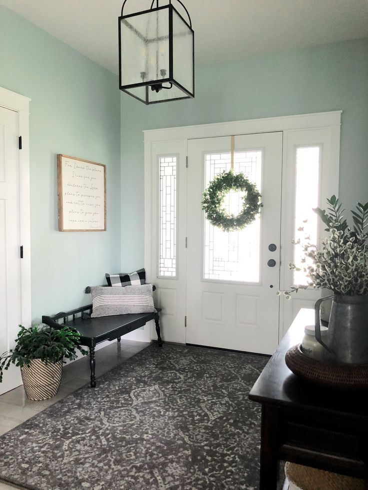 Stunning Foyer Decorating Ideas 15